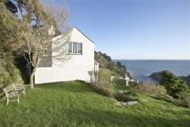 Detached house in Talland Hill, Polperro...