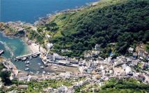 2 bed semi detached house for sale in Quay Road, Polperro...