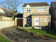 3 bed Detached house in Harding Meadow, Looe...