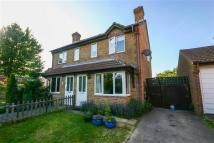 2 bed semi detached property for sale in Churchill Close...