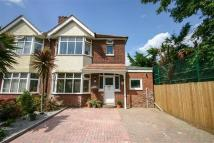 semi detached house in Fawley Road, Southampton