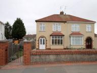 3 bed semi detached house in Northcote Road, Downend...