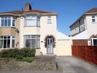 3 bed semi detached home for sale in Overndale Road, Downend...