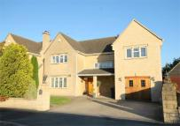 Detached home in Park Crescent, Frenchay...