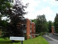 Salisbury Close Flat to rent