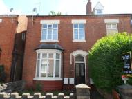 Flat to rent in Gillott Road, Edgbaston...