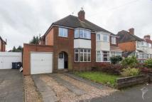 3 bed home to rent in Colmore Avenue...