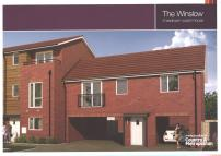 2 bed new development to rent in Bletchley