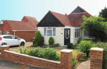 3 bedroom Detached property in COMBE RISE, Eastbourne...