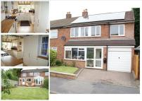 semi detached home in Wheatcroft Close...