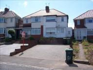 semi detached house to rent in Barston Road, Oldbury