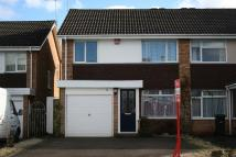 3 bedroom semi detached home in Mendip Road, HALESOWEN