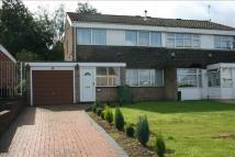 3 bedroom semi detached home in Woodbury Close, Halesowen