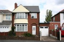 Link Detached House in Woodland Road, Halesowen