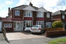 3 bedroom semi detached home in Priory Road, Halesowen