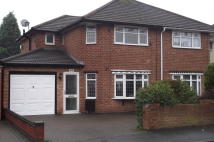semi detached home to rent in Kathleen Avenue...