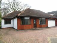 Detached Bungalow for sale in Chester Road...