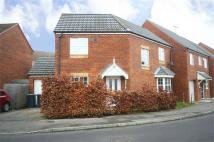 3 bedroom Detached property to rent in Johnson Way, Chilwell...