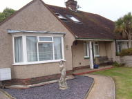 Bungalow to rent in Tarring Worthing