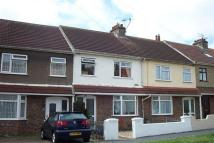 Terraced home to rent in Lancing