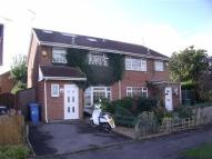 semi detached property for sale in Hewitt Road, Poole