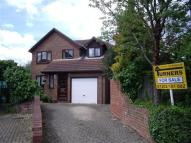 Detached home in Coles Gardens, Poole