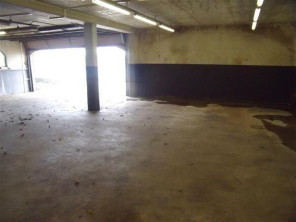 Boathouse - internal