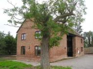 4 bed Barn Conversion in Smite, Hindlip...