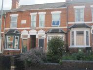 2 bedroom Terraced property to rent in Astwood Road, WORCESTER...