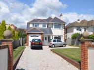 Detached home in Collington Lane West...