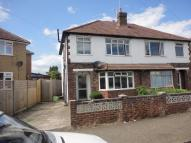 semi detached house in Downlands Avenue...