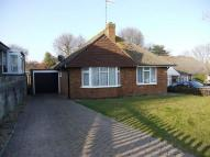 Detached Bungalow to rent in Deans Drive...