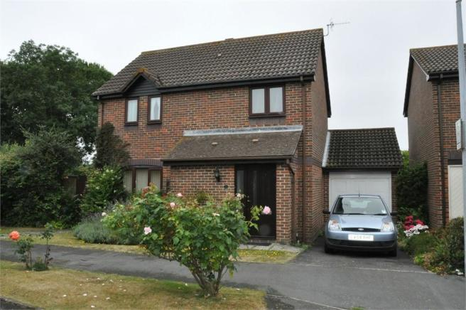 3 Bedroom Detached House For Sale In Constable Way