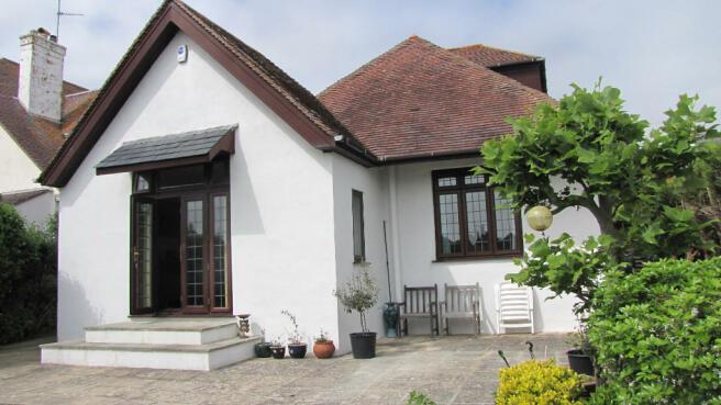 Patio & property