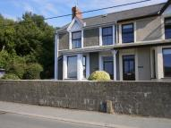 Minffordd semi detached house for sale