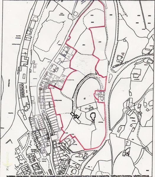 Land Outline Plan