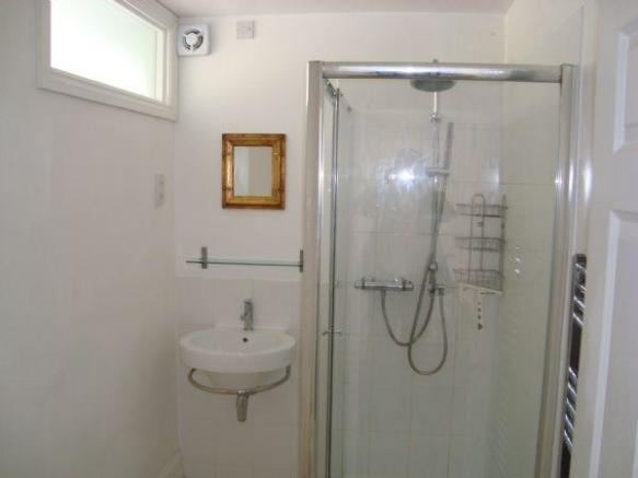 ONE OF THE SHOWER