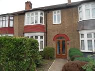 Terraced house in Calmont Road, Bromley...