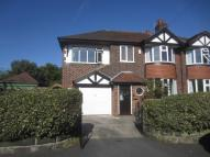 semi detached property for sale in Stanway Drive, Hale...