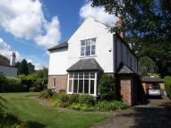 4 bedroom Detached property to rent in Riddings Road, Hale...