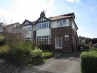 semi detached property to rent in Highfield Road, Hale...