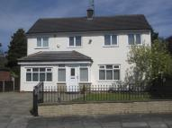 Detached house in Warburton Drive...