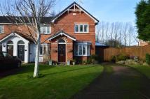 End of Terrace property for sale in Shargate Close, Wilmslow...