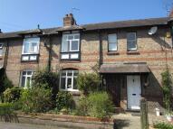 Terraced property in Tolland Lane, Hale...