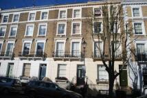 Ellington Street Flat to rent