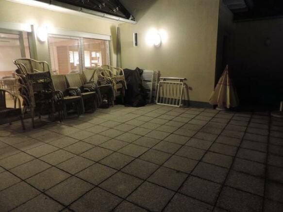 44m² Terrace