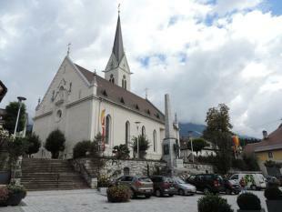 Hermagor Church