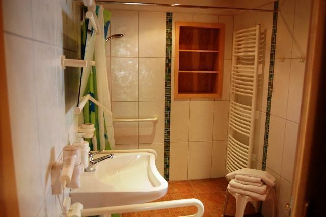 Barrierfree bathroom
