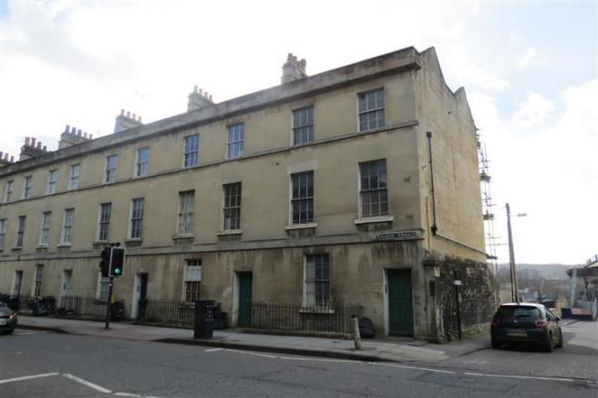 1 Bedroom Flat To Rent In Albion Terrace Bath Somerset BA1 BA1