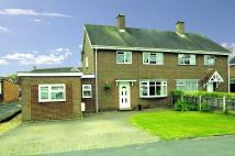 semi detached property for sale in Racecourse Drive...